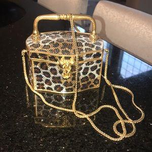Katherine Baumann jeweled purse (Judith Lieber)